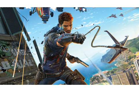 2048x1152 Just Cause 3 Game 2048x1152 Resolution HD 4k ...
