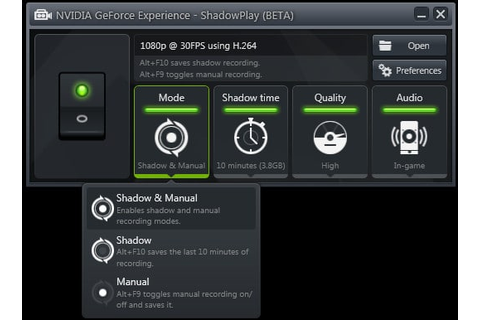 Capture Every Win With GeForce ShadowPlay | The Official ...