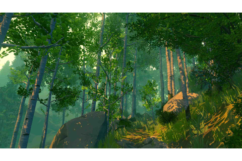 Walking through Firewatch Full HD Wallpaper and Background ...