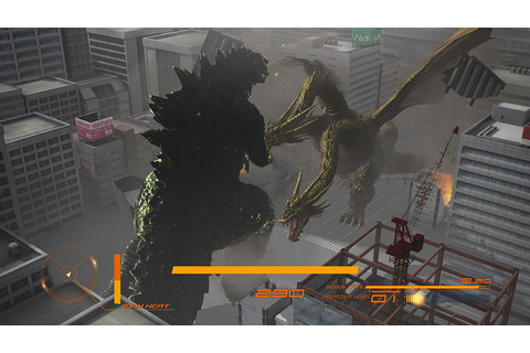 Godzilla: The Game Hands-On PS3 Preview