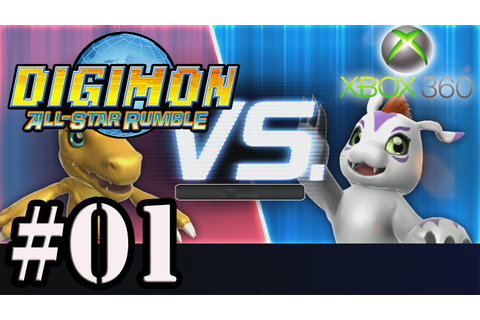 Let's Play: Digimon All-Star Rumble - Parte 1 - YouTube