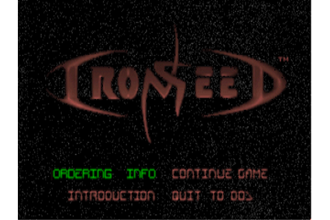 Download Iron Seed | DOS Games Archive