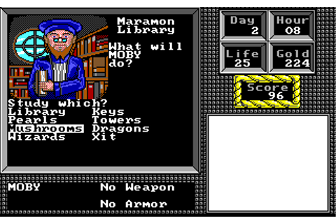 The Keys to Maramon Screenshots for Amiga - MobyGames