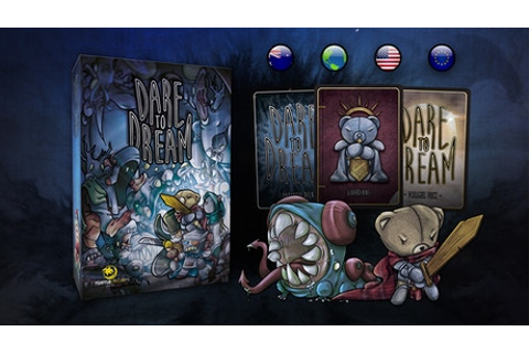Dare to Dream - An Asymmetric Card Game of Nocturnal ...