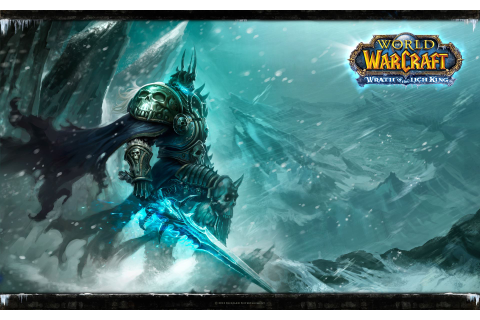 World Of Warcraft: Wrath Of The Lich King HD Wallpaper ...