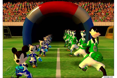 Disney Sports Soccer Screenshots, Pictures, Wallpapers ...