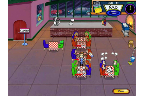 Diner Dash: Restaurant Rescue - Descargar