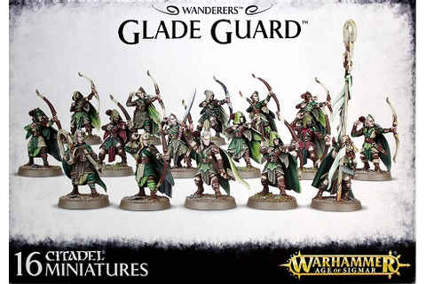 Wanderers Glade Guard - Wanderers | Element Games