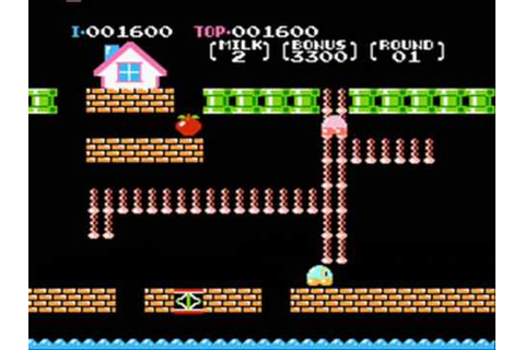 Nuts & Milk(NES) - YouTube