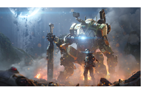 2016 Titanfall 2 4k Game, HD Games, 4k Wallpapers, Images ...