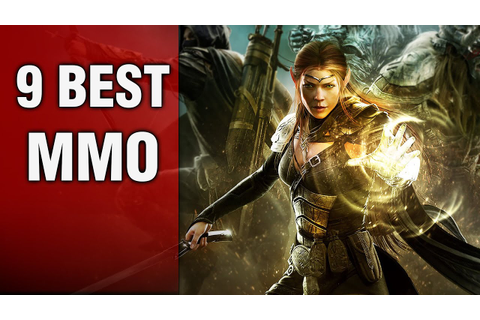 9 Best MMO Games On PS4 - YouTube