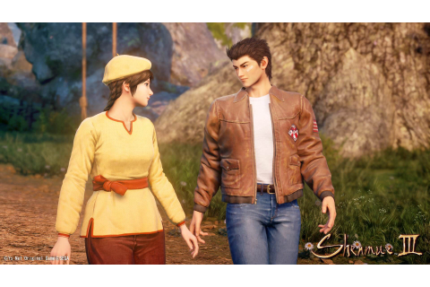 Lovely New Shenmue III Screenshots Surface Showing off ...