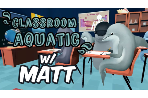 Classroom Aquatic - Underwater Exam Cheating! (Kickstarter Demo ...