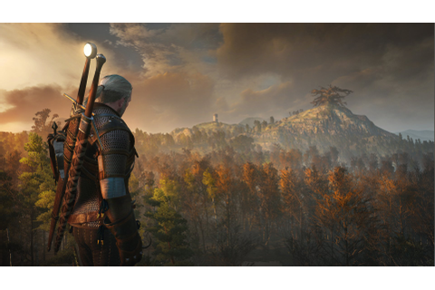 The Witcher 3: Wild Hunt Artist Talks About Weather ...