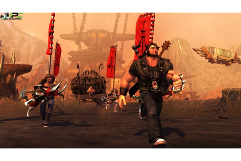 Brutal Legend PC Game Free Download