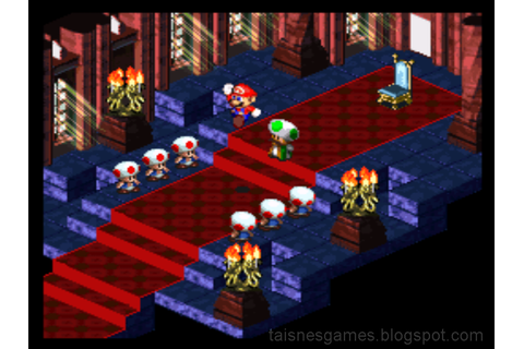 Classic Game: Super Mario RPG - Legend of the Seven Stars