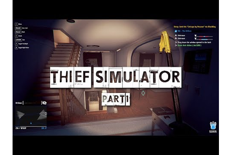 DOWNLOAD THIEF SIMULATOR CZ FULL PC GAME ~ MEDIAFIREI