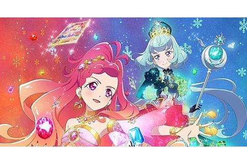 Aikatsu Friends! Anime Gets New Series in April - News ...