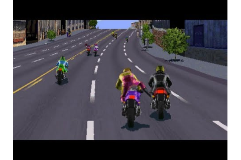 Road Rash ⭐ Early Pre-Release Demo - YouTube