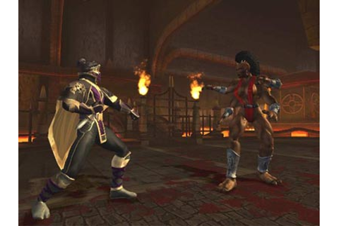 Video / Trailer: Mortal Kombat: Armageddon Wii Character ...