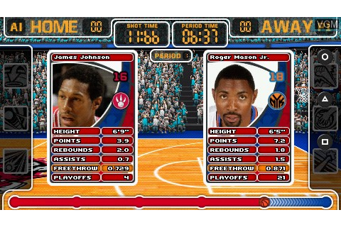 Fiche du jeu Top Trumps - NBA All Stars sur Sony PSP - Le ...