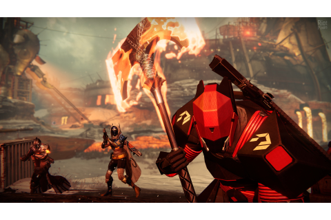 Wallpaper Destiny: Rise of Iron, PC, PlayStation 3 ...