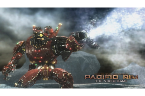Pacific Rim: The Video Game Screens Emerge