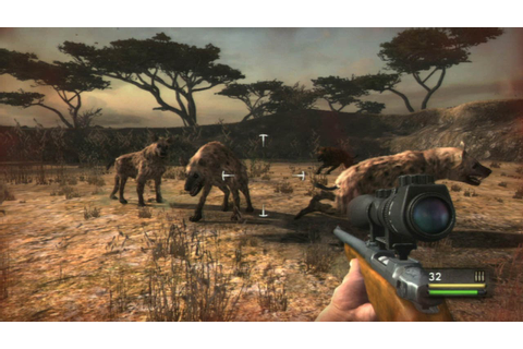 CGRundertow CABELA'S DANGEROUS HUNTS 2013 for Nintendo Wii ...