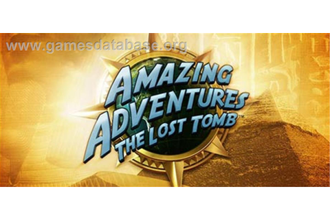Amazing Adventures The Lost Tomb - Valve Steam - Games ...