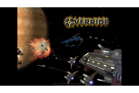 Escape Velocity Override - Title Theme (Mac Music) - YouTube