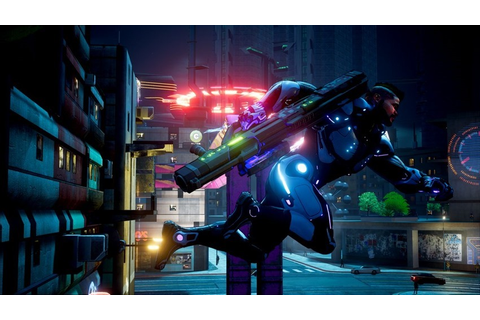 Xbox One X launch game Crackdown 3 delayed to 2018