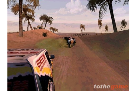 Free Paris Dakar Rally Game Download Full Version Auto Pc