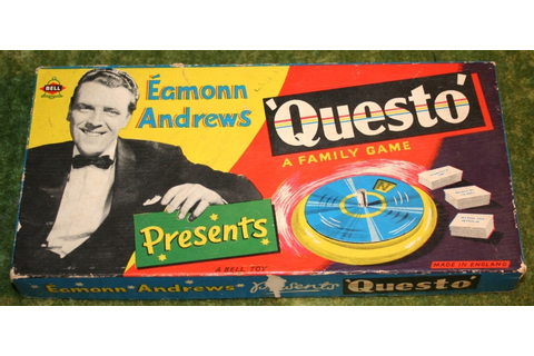Eamonn Andrews Questo Game | Little Storping Museum