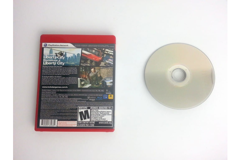 Grand Theft Auto IV game for Playstation 3 | The Game Guy