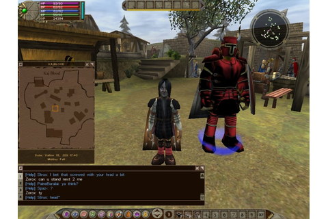 Blast from the Past: Rubies of Eventide MMORPG – Nerdarchy