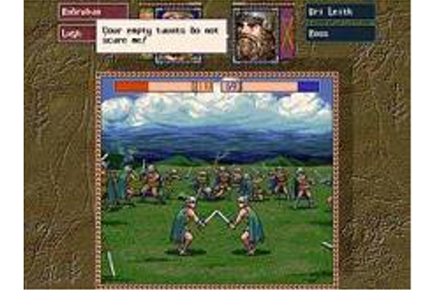 Celtic Tales: Balor of Evil Eye Download (1995 Strategy Game)