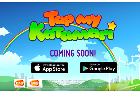 Katamari Damacy' making clicky comeback on iOS and Android