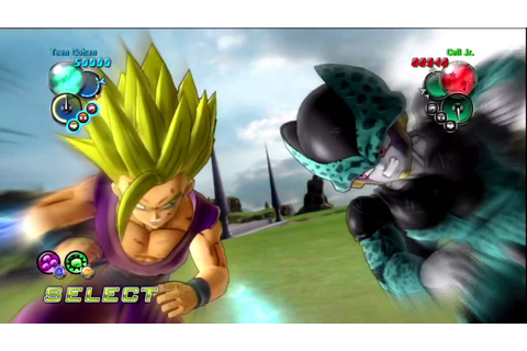 Dragon Ball Z: Ultimate Tenkaichi - Pt 5: Cell Games Saga ...