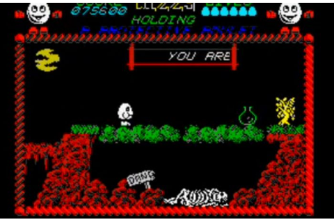 A Dizzy little egg! | GamesYouLoved