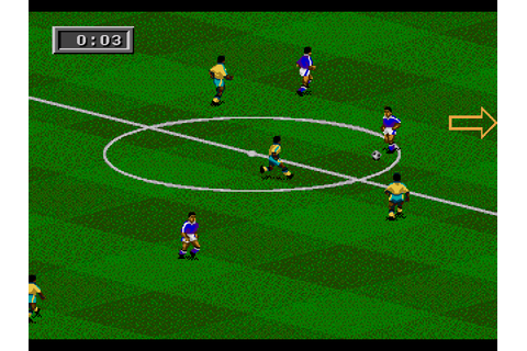 FIFA Soccer 95 Download Game | GameFabrique