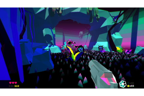 Heavy Bullets adds roguelike difficulty to a colorful ...