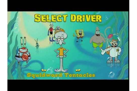 SpongeBob's Boating Bash - Debut Trailer HQ - PlayJamUK ...