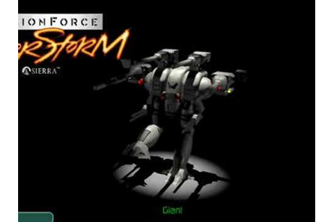 MissionForce: Cyberstorm - Hercs - YouTube