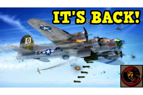 B-17 Flying Fortress: The Mighty 8th | NEW GAME ...