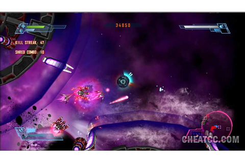 Shred Nebula Review for Xbox 360 (X360)