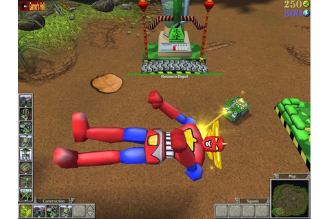 Army Men RTS Game Full Version Free Download