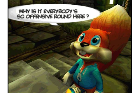 Why Conker's Bad Fur Day is One of the Best Video Games of ...