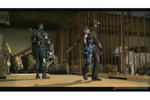 Gameplay Army of Two : Le 40ème Jour : Choix moraux ...