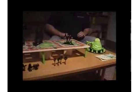 green ghost game start - YouTube