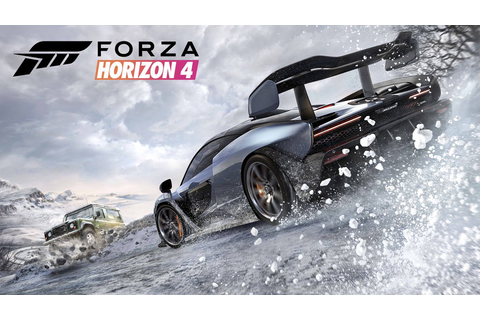 Forza Horizon 4 Winter Gameplay to Be Streamed Later Today ...